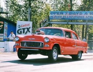 Jack Byrne's '55 Chevy